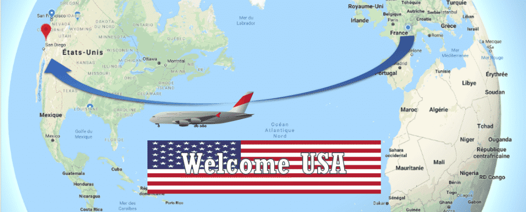 Welcome USA