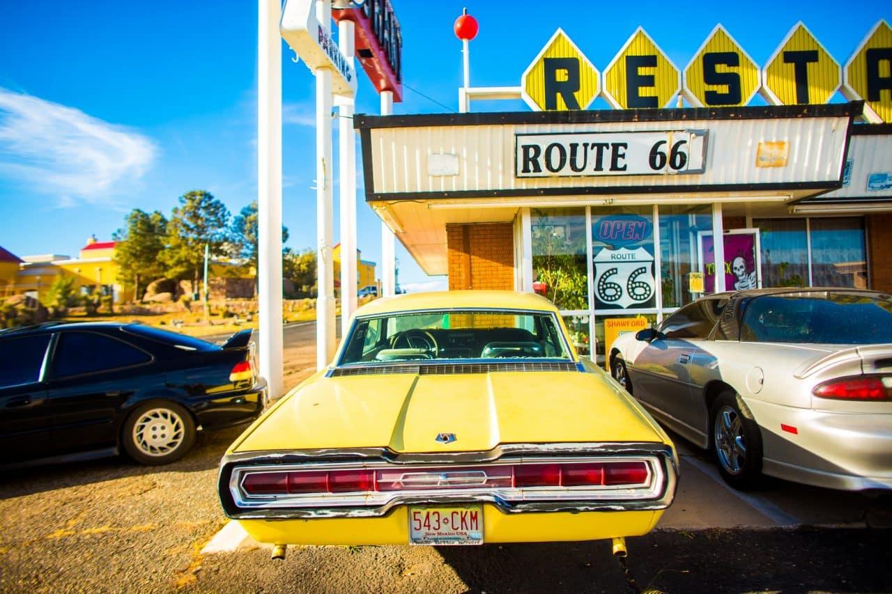 Route 66 - road-trip de légende