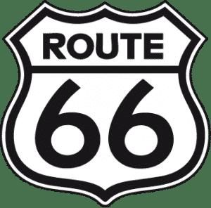 route 66 - road-trip de légende - panneau