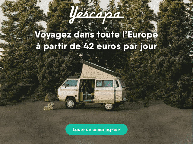 Yescapa location camping-car