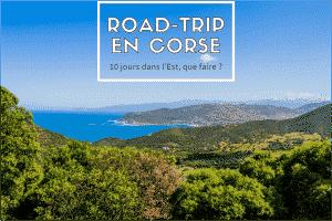 Road-trip en Corse