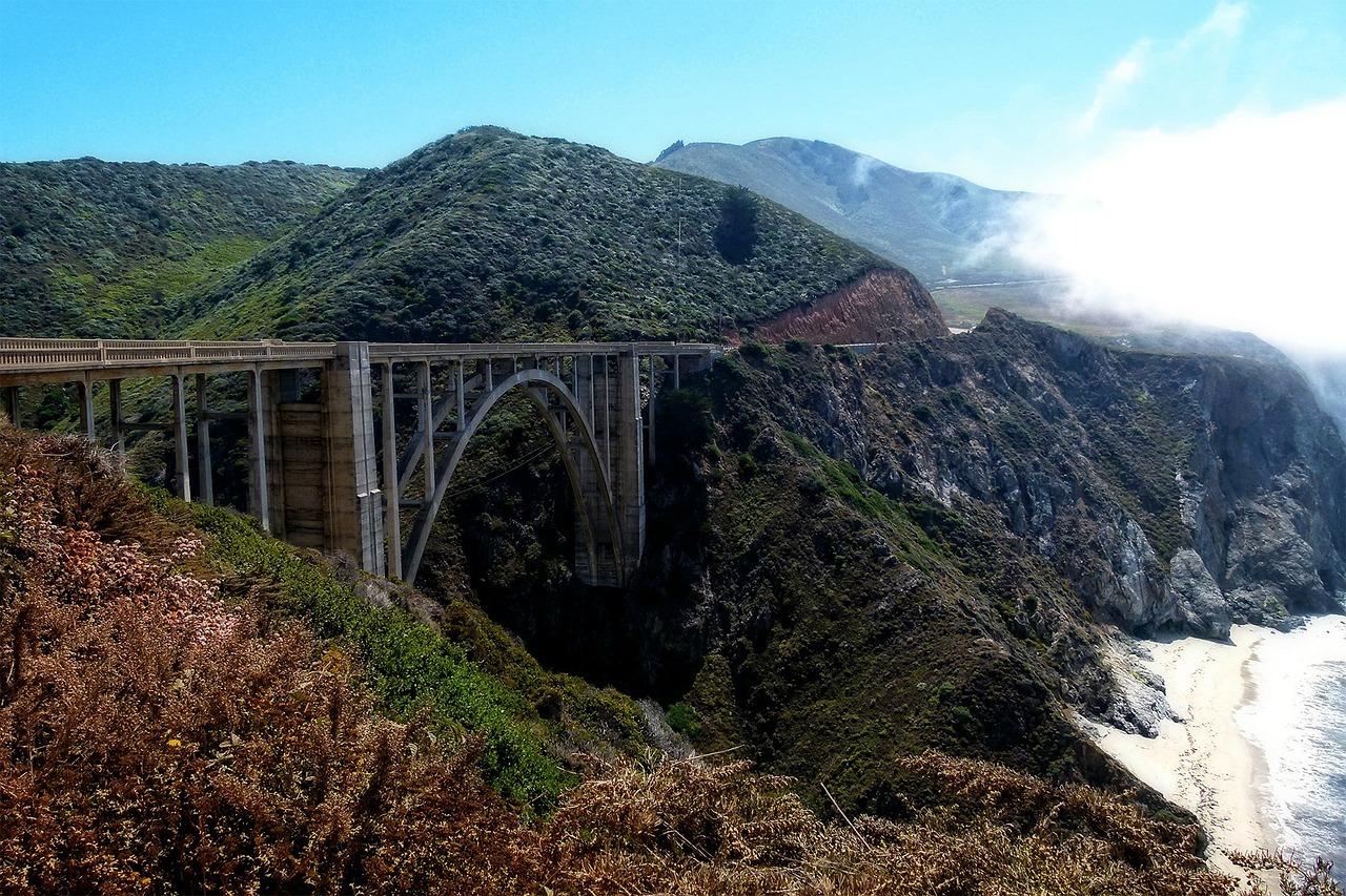 Highway 1 _ road-trip en Californie