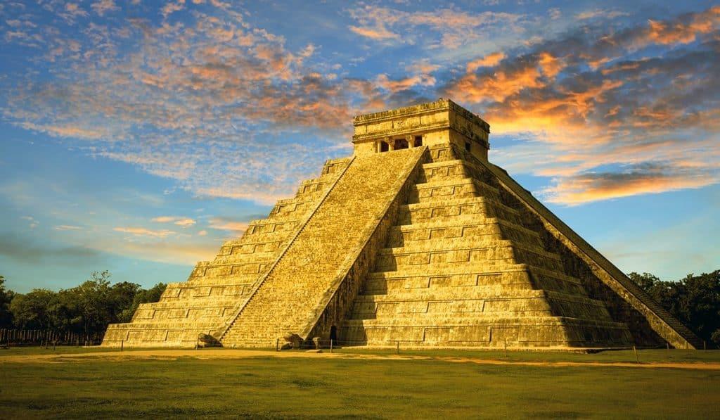 Mexique - temple