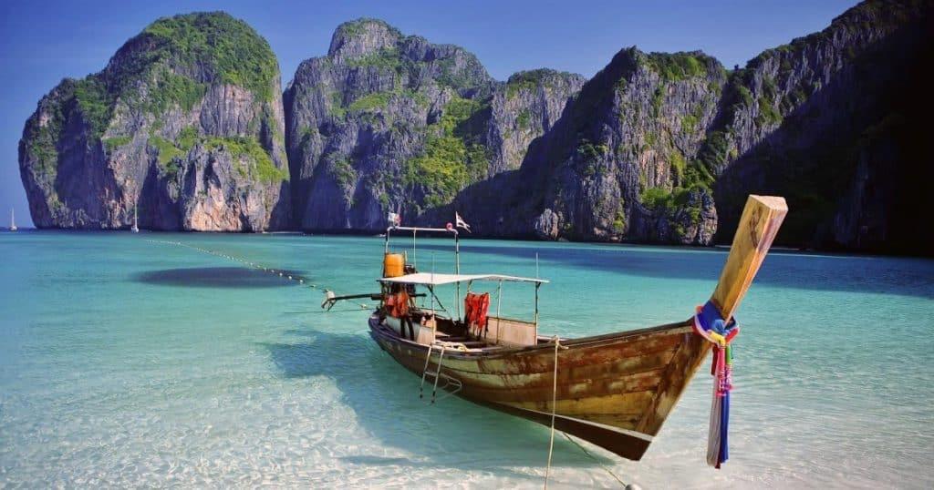 Thaïlande - plage