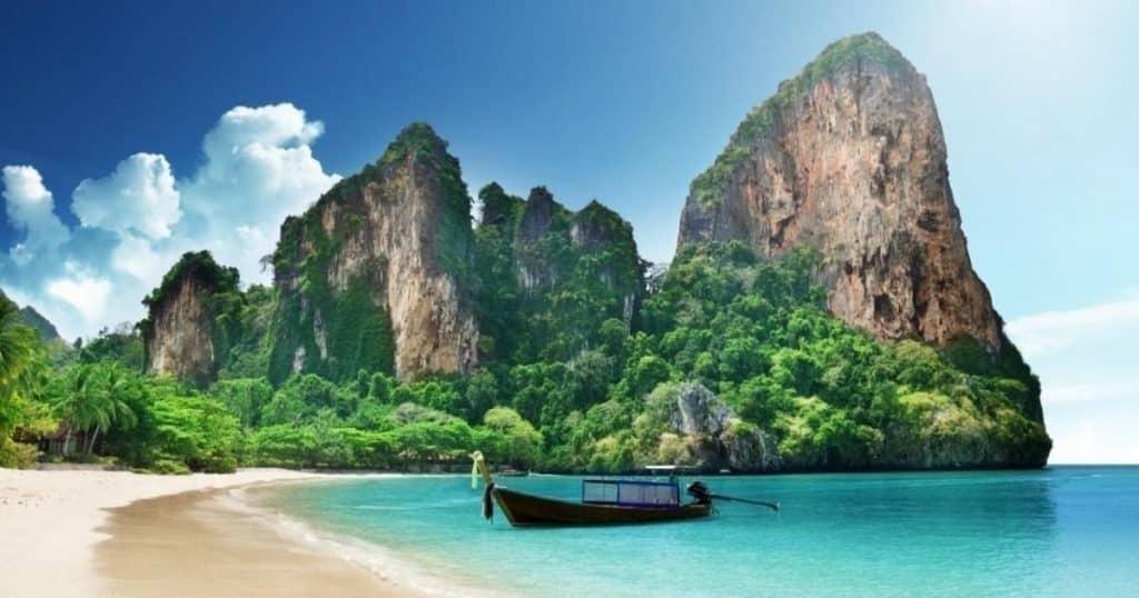 Thaïlande - plage 2