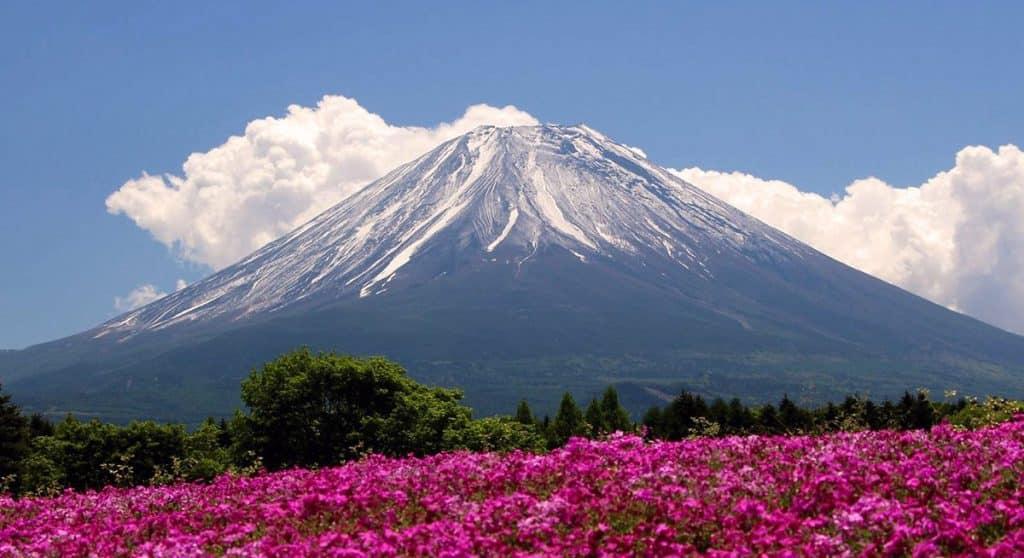 Japon - Mont Fuji