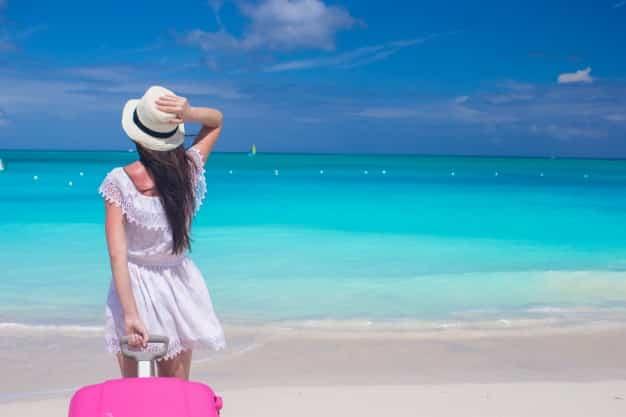 Top 10 destinations Février - Soleil