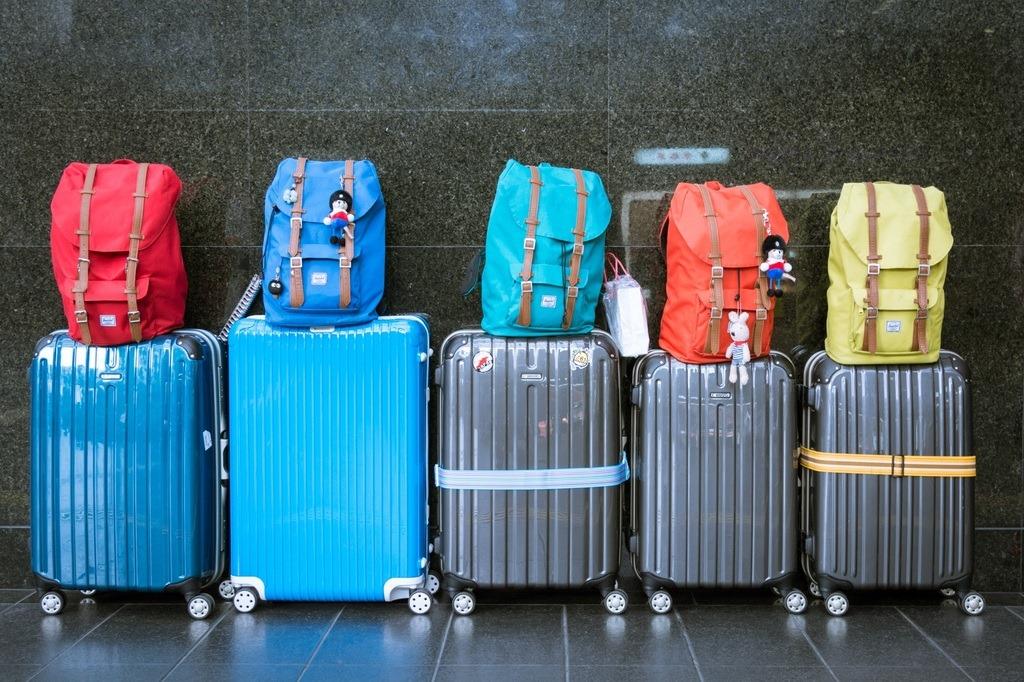 Préparer sa valise pour un road-trip de 6 mois